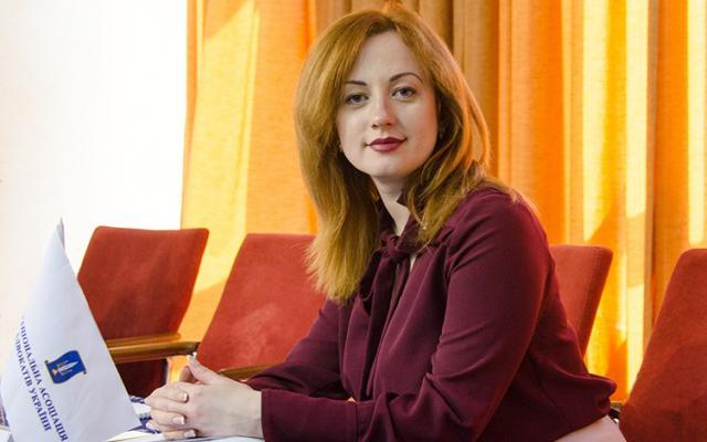 The coordinator of the Council of Europe's HELP program on the matters of the bar, Olena Sibilova: